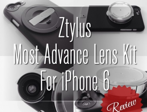 Ztylus – Most Advance Lens Attachment for iPhone 6/6 Plus