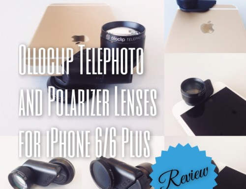 Olloclip Telephoto and Polarizer Lens for iPhone 6/6 Plus