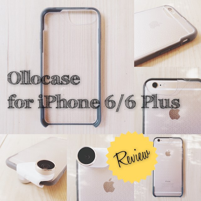 Ollocase for iPhone 6 Plus