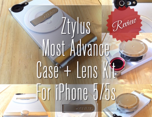 Ztylus – Most Advance Case and Lens Kit for iPhone 5/5s