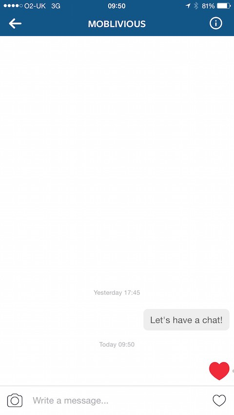 How To Send Direct Message Or Create A Group Chat In Instagram The