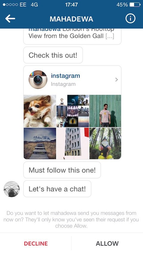 Instagram-Direct-Allow-Decline