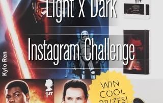 LIGHT X DARK - Instagram Challenge - Star Wars The Force Awakens