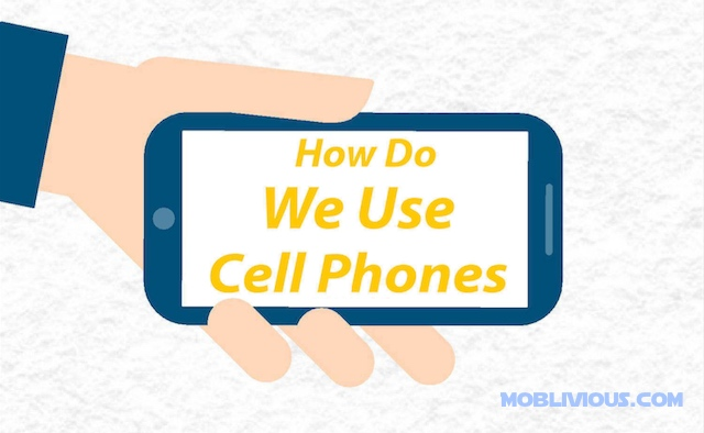 How Do We Use Mobile Devices