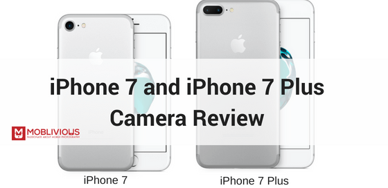 iPhone 7 and iPhone Plus camera images