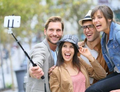How To Use A Selfie Stick Without Looking Silly: Tips And Tricks