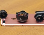 phone camera lens kit and iphone