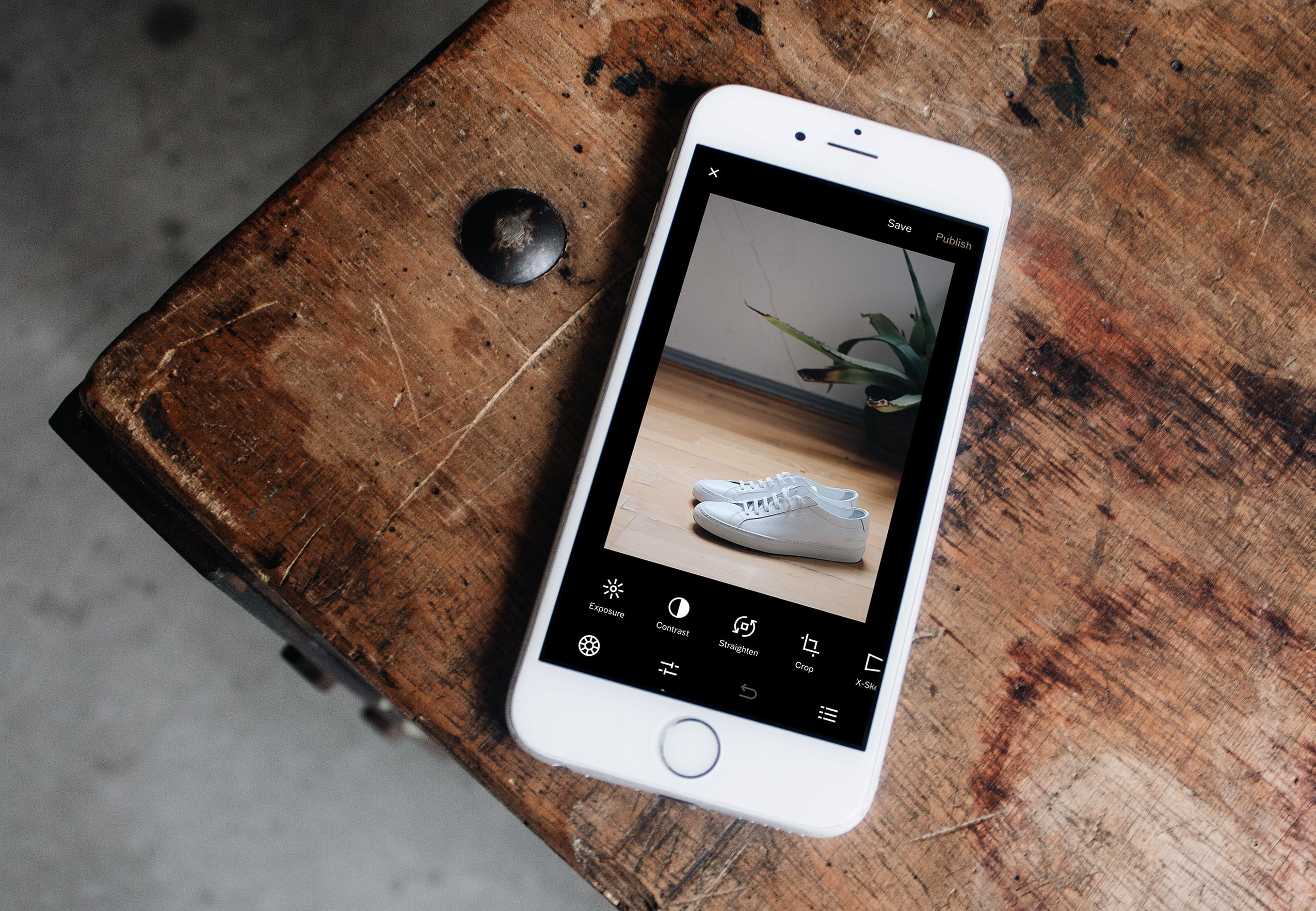 VSCO Is One Of The Most Popular Photo Editing Apps, Make The Most Of The Functions.